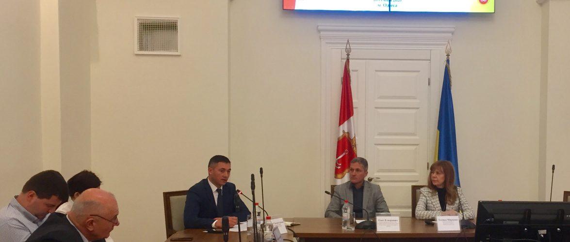 Адміністрація Одеського порту готова взяти на себе роль модератора круїзного напрямку Міжнародного туристичного тижня в Одесі в квітні 2020 року