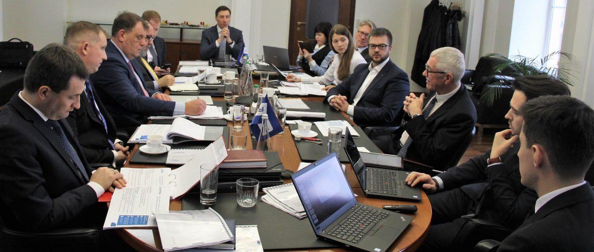 Головою Наглядової ради АМПУ обрано Андрія Гайдуцького