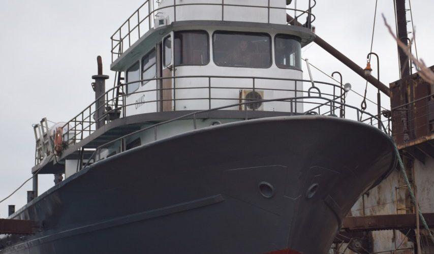Завершено доковий ремонт корабля «Онікс» Морської охорони