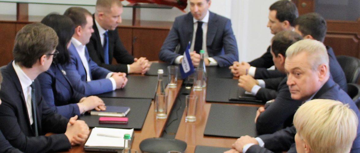 Наглядова рада ДП «АМПУ» прийняла рішення про виконання обов'язків голови підприємства Олександром Голодницьким