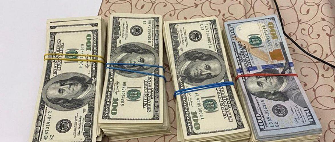 Трьох осіб викрито на пропозиції 5 млн дол. США голові Фонду держмайна України