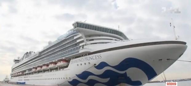 Українці, що перебувають на круїзному лайнері Diamond Princess, не збираються евакуюватися в Україну – МЗС