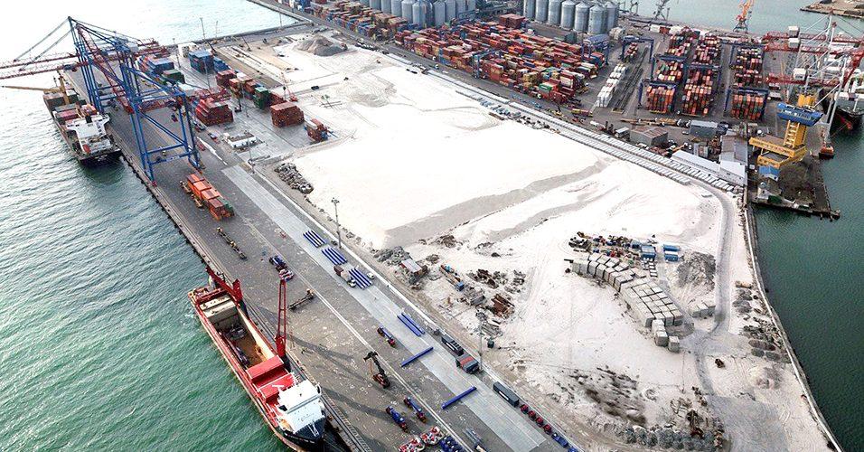 Контейнерний Термінал Одеса: більше 20 млн. євро інвестицій у розширення площ, технічного переозброєння і новий безкоштовний веб-сервіс