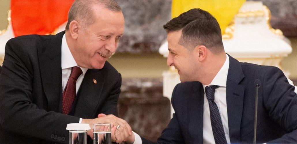 Володимир Зеленський: Україна й Туреччина мають відігравати ключову роль у транспортних потоках між Північною та Східною Європою і Близьким Сходом