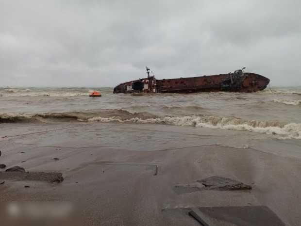 """Одеська прокуратура повідомила про підозру капітану танкеру """"Делфі"""""""