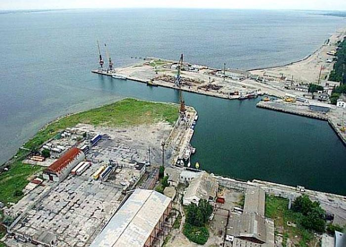 Мінінфраструктури просить Кабмін змінити межі території морського порту Скадовськ