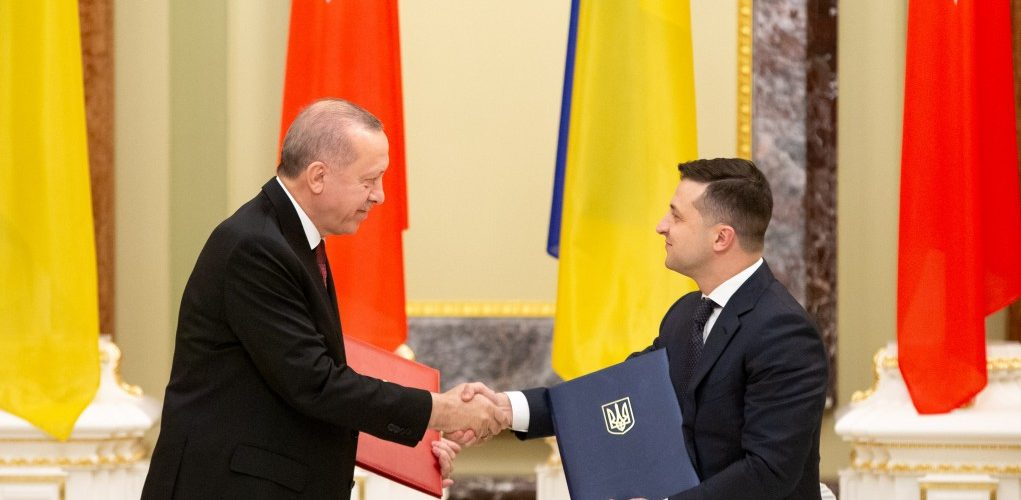 Туреччина та Україна підписали низку документів в політичній, безпековій, військовій, торговельно-економічній та оборонно-промисловій сферах
