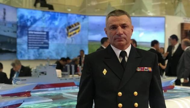Росія прагне консолідувати свої сили в трикутнику Каспій-Азов-Чорне море. З якою метою? – командувач ВМС Воронченко