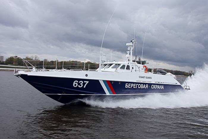 ФСБ Росії затримала чотирьох українських рибалок в Азовському морі