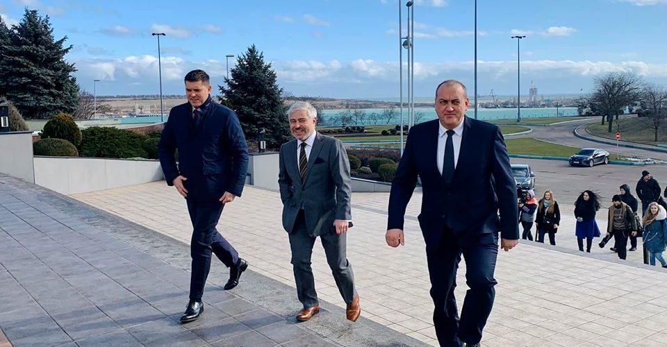 Микола Синиця призначений в.о.голови правління Одеського припортового заводу