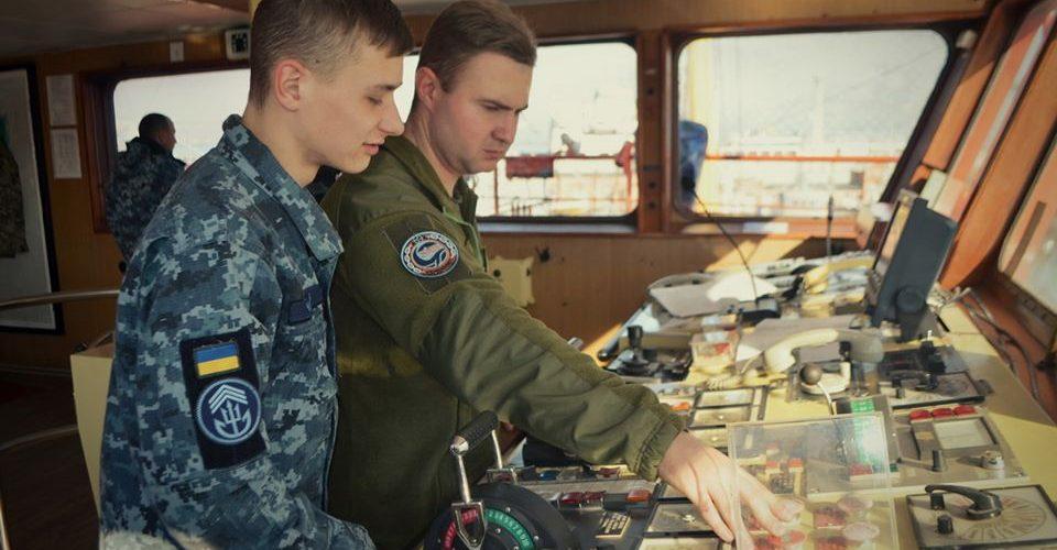Курсанти Морехідного коледжу завершили стажування у військових частинах та на кораблях ВМС ЗСУ