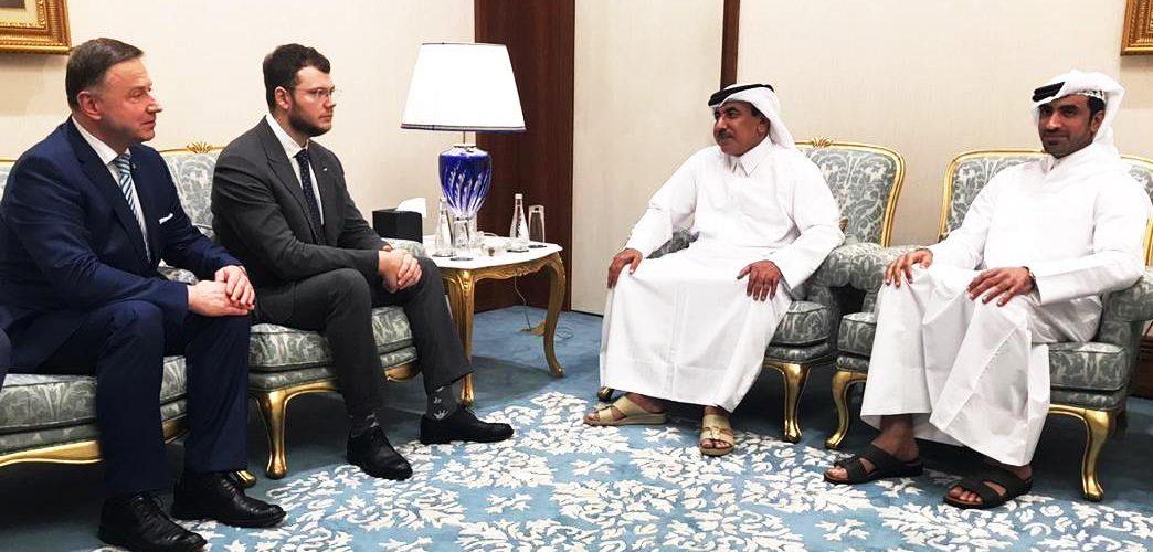 Міністр інфраструктури взяв участь у саміті з морської та логістичної діяльності Qatar Maritime & Logistics Summit 2020