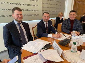 Комітет з питань транспорту прийняв рішення рекомендувати ВРУ проект Закону про внутрішній водний транспорт