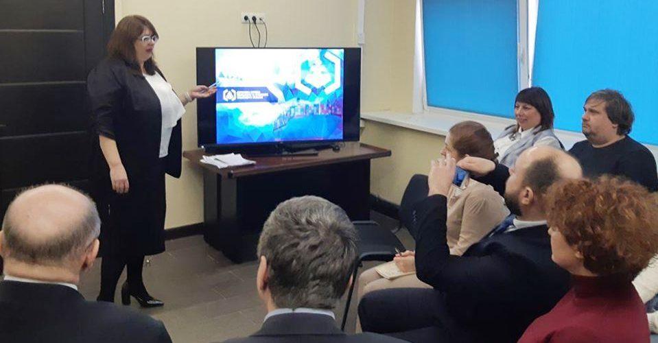 Відбувся публічний звіт в.о. Голови Морської адміністрації Юлії ВОРОНОЇ