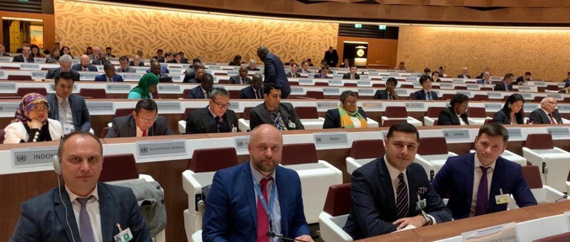 Україна підтримує Декларацію Комітету внутрішнього транспорту Європейської економічної комісії ООН , – Дмитро Абрамович
