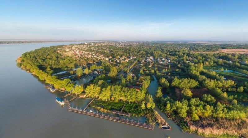 Мінінфраструктури просить Кабмін змінити межі території морського порту Усть-Дунайськ