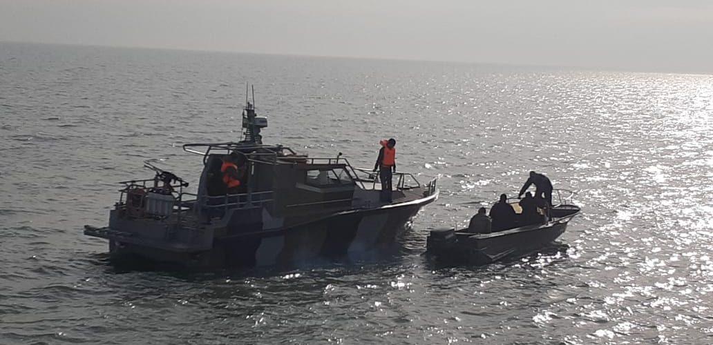 (ВІДЕО) В Україну повернулися рибалки, яких нещодавно затримали росіяни в Азовському морі
