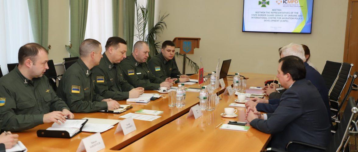 Прикордонники обговорили заходи проекту «Підтримка ЄС у посиленні інтегрованого управління кордонами в Україні (EU4IBM)»
