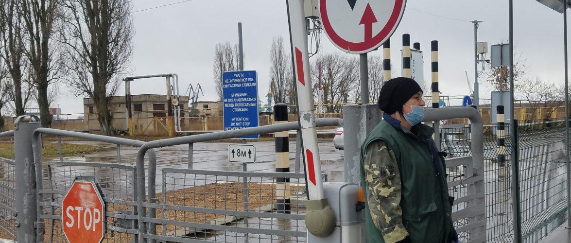 У морських портах України запроваджено посилені протиепідемічні заходи