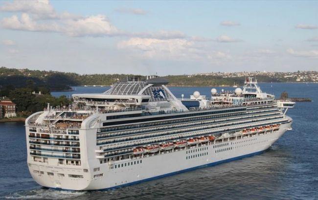 На батьківщину повернулися 46 українців-членів екіпажу з круїзного лайнера Diamond Princess