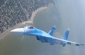 У Чорне море впав россійский літак Су-27, розпочалась операція з пошуку льотчика