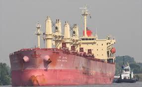 Моряки з судна New Orion, яке було заарештовано біля Китаю, повернулись до України