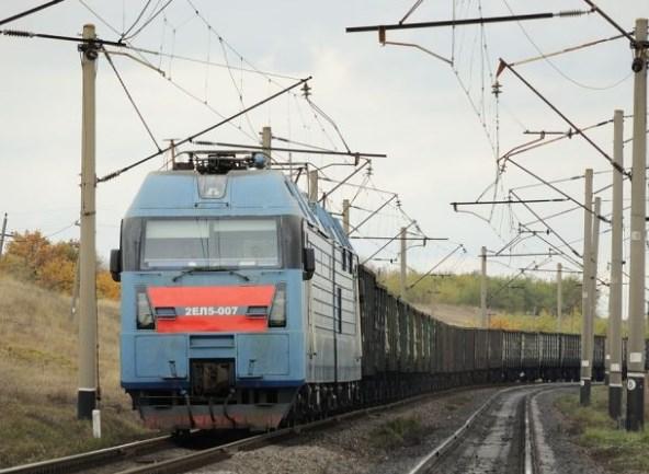 На Південній залізниці вперше за 26 років навантажено понад п'ять млн тонн вантажів за 2 місяці
