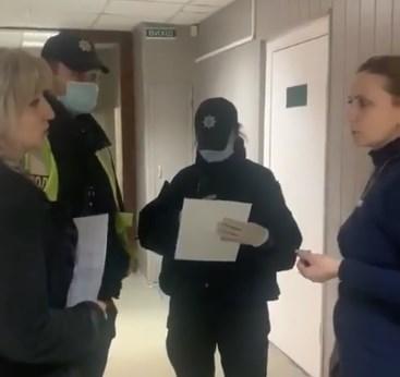 (ВІДЕО) Зникла гербова печатка одеської філії Держекоінспекції – Ірина Гриб