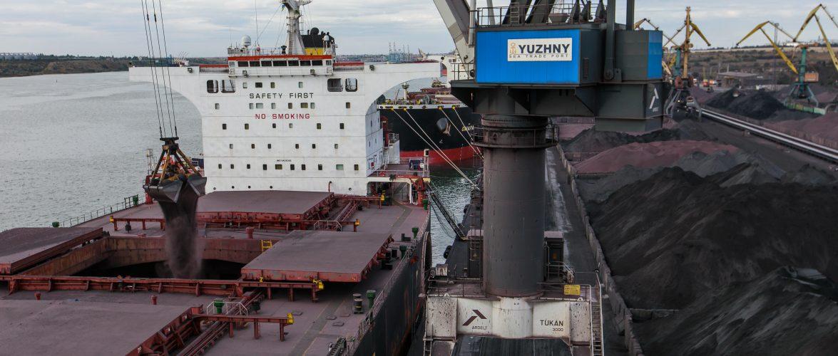 Держстівідор Південний планує будівництво комплексу імпортних вантажів за 18,4 мільйона доларів США, – Олійник