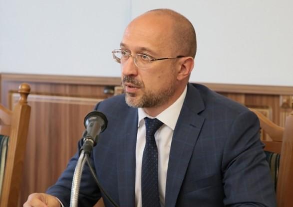 Шмигаль назвав три необхідних кроки для захисту промисловості