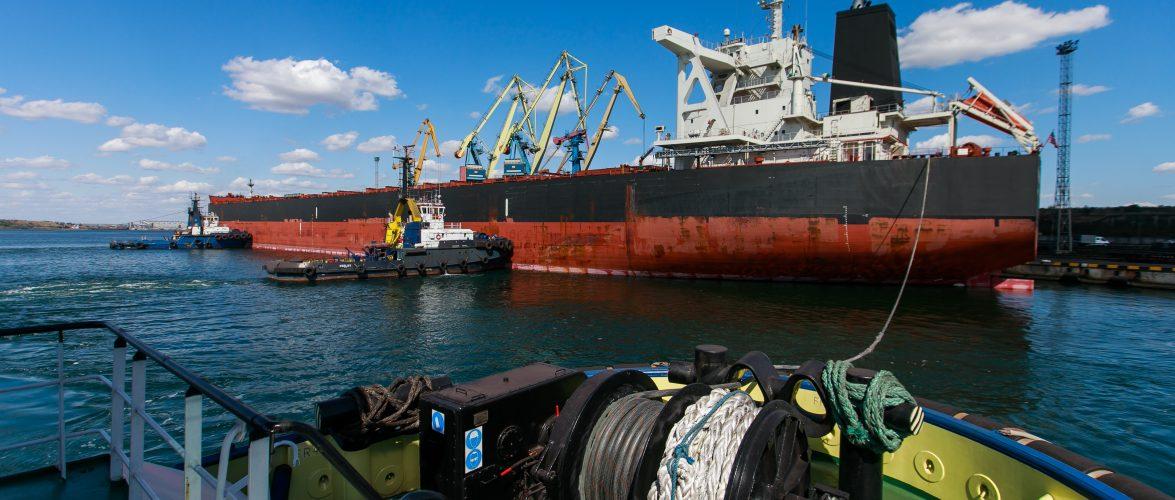 ДП «МТП «Южний» вже виконало квартальний план обробивши 3 658,2 тис. тонн