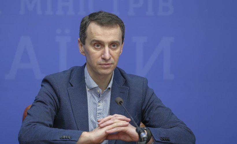 Віктор Ляшко: Кількість медиків, які надають допомогу хворим на СОVID-19, буде збільшено