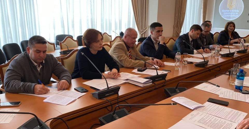 Транспортний комітет ВР присвятив засідання процедурі видачі посвідчень особи моряка