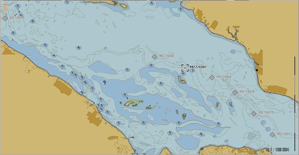 «Держгідрографія» та «Дельта-Лоцман» встановлять 15 віртуальних буїв на річці Дніпро