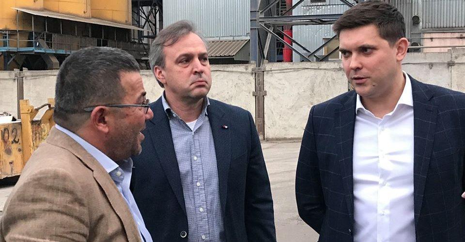 Risoil S.A представив проект двостороннього пірсу в порту Чорноморськ