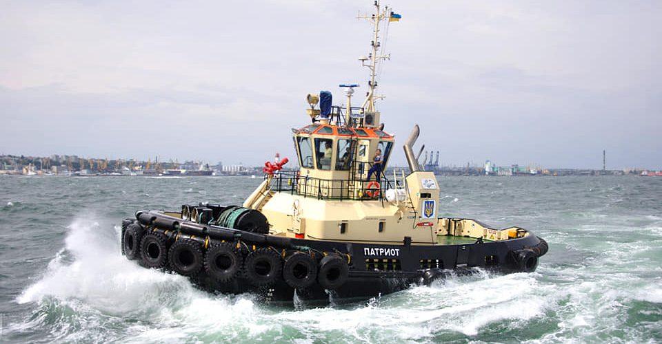 Одеський порт передав вже другий буксир приватній компанії для роботи у Миколаївському порту