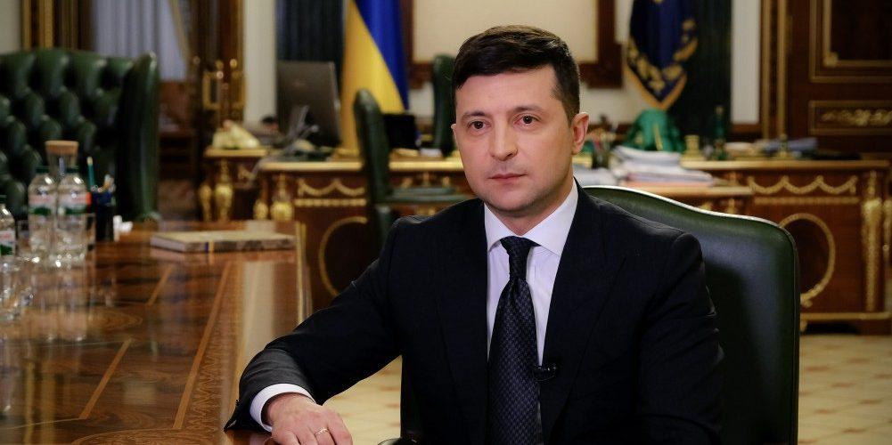 Звернення Президента України у зв'язку із запровадженням карантину