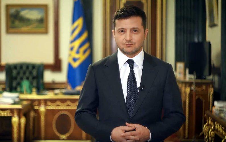 Звернення Президента України щодо забезпечення засобами, необхідними для боротьби з поширенням коронавірусу