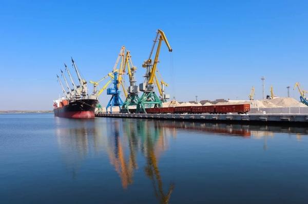 На 17 % збільшили перевалку морські порти України у січні-лютому 2020 року