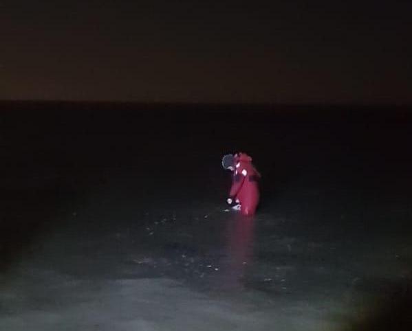 Поблизу Маріуполя прикордонники виявили «водолаза»
