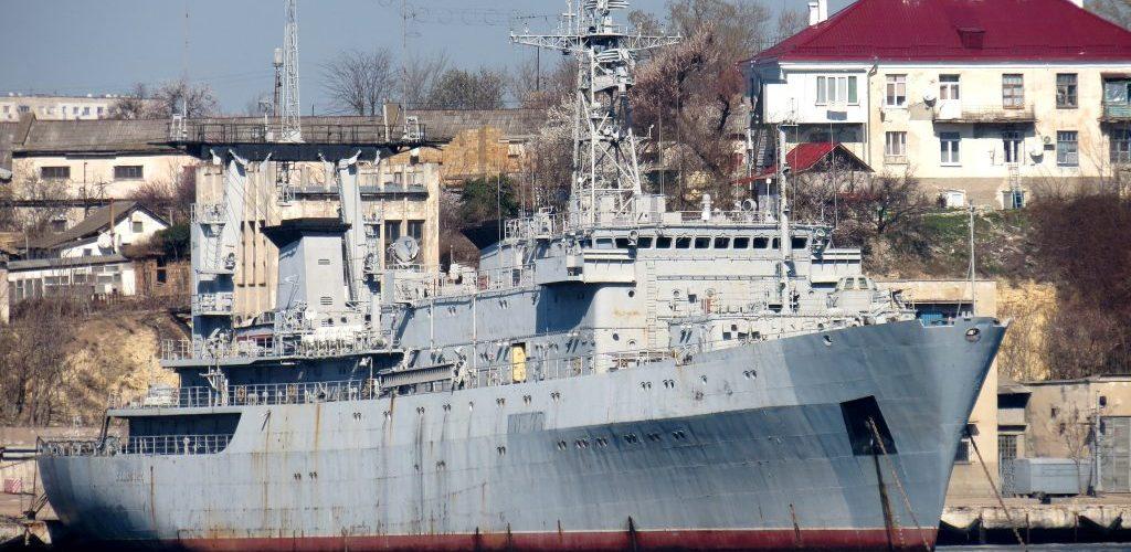 Росія перебазувала захоплені у 2014 році українські кораблі