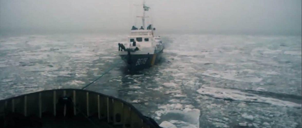 Сьогодні 6 років виходу кораблів Морської охорони з Керчі до Бердянську (ВІДЕО)