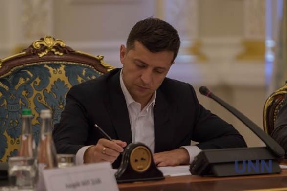 Зеленський змінив склад Ради національної безпеки і оборони України