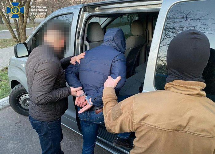 """Контррозвідка затримала агента ФСБ за передачу секретної інформації про проект """"український корвет"""""""