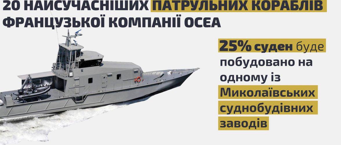 За 3 роки усі 20 кораблівбудуть на озброєнні Державної прикордонної служби – Аваков