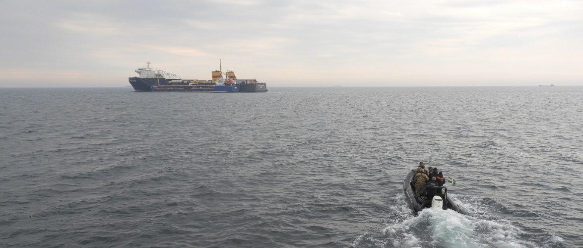 (ВІДЕО) Морська охорона за тиждень опитала екіпажи 27 суден щодо захворювань