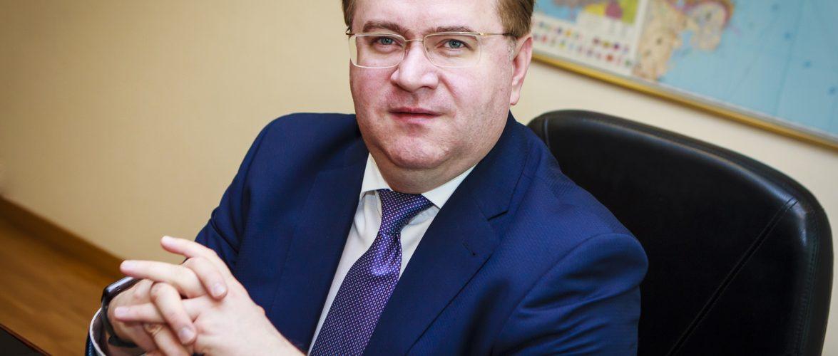 (ФОТО) Державний секретар Мінінфраструктури передавав таємні документи про заходи безпеки в Чорному та Азовському морях – СБУ