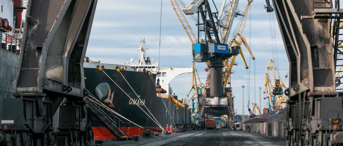 Прибуток ДП «МТП «Южний» склав 209,5 млн грн у першому кварталі