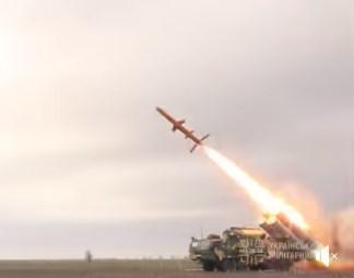 """(ВІДЕО) Крилата ракета """"Нептун"""" пройшла чергові випробування в Одеській області"""