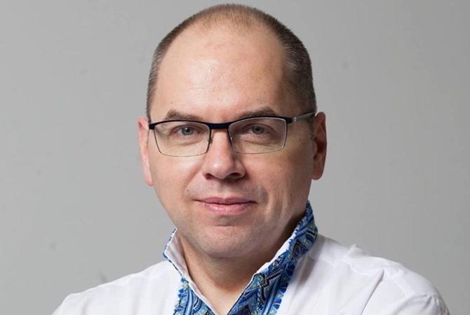Ми втричі збільшили оклад медпрацівникам, що борються з COVID-19, – Максим Степанов
